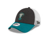 Albuquerque Isotopes Hat-Mariachis Trucker Teal