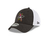 Albuquerque Isotopes Hat-Neo Shadow Black
