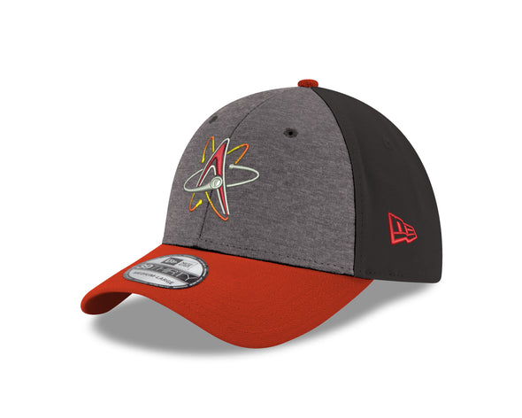 Albuquerque Isotopes Hat-3930 Shadow/Blk/Red