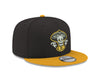 Albuquerque Isotopes Hat-Mariachis 950 Black/Gold