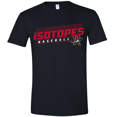Albuquerque Isotopes Tee-Latch