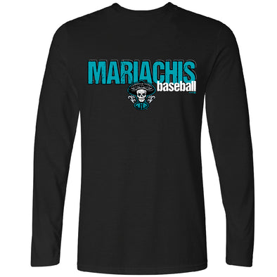 Albuquerque Isotopes Tee-Mariachis Roadrunner L/S