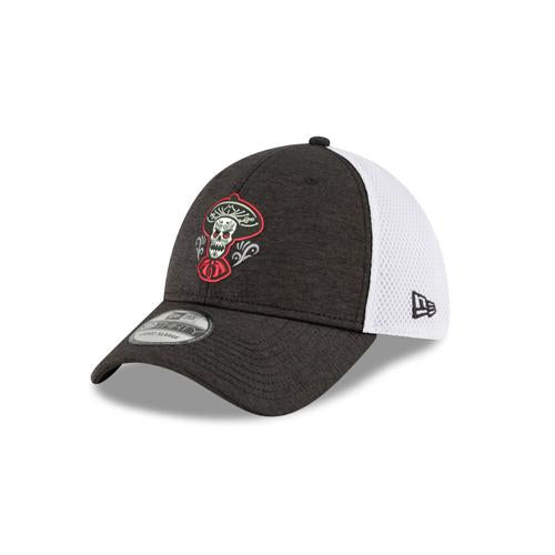 Albuquerque Isotopes Hat-Mariachis Neo Shadow Red