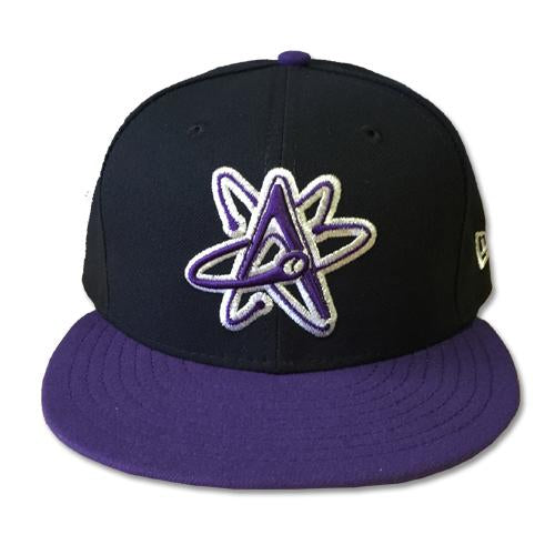 Albuquerque Isotopes Hat-Alt #2