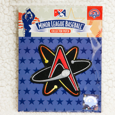 Albuquerque Isotopes Patch-Home Logo