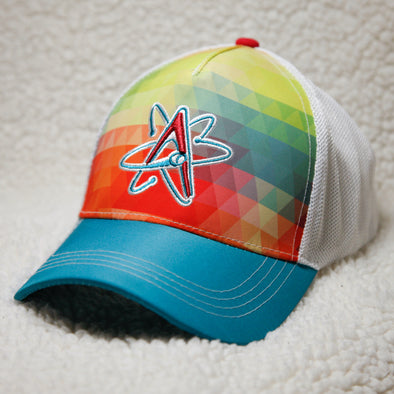 Albuquerque Isotopes Hat-Yth Segmented