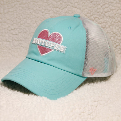 Albuquerque Isotopes Hat-Yth Mermaid