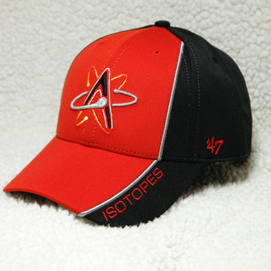 Albuquerque Isotopes Hat-Harwood