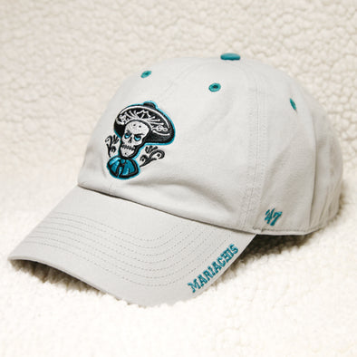 Albuquerque Isotopes Hat-Mariachis Ice Gray