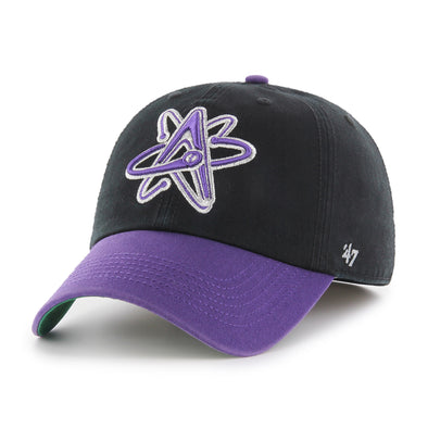 Albuquerque Isotopes Hat-Clean Up Alt #2