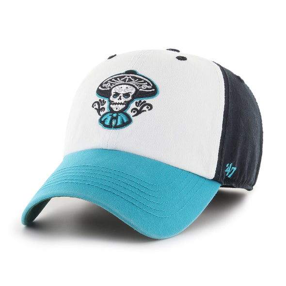 Albuquerque Isotopes Hat-Mariachis Franchise Teal