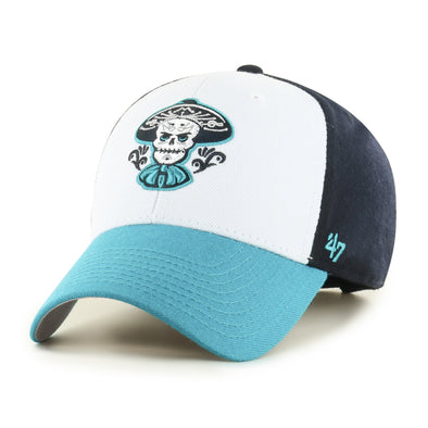 Albuquerque Isotopes Hat-Mariachis MVP Teal Rep