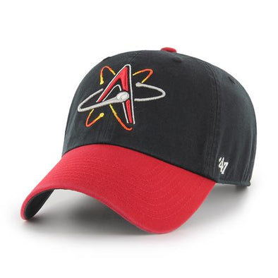 Albuquerque Isotopes Hat-Clean Up Road