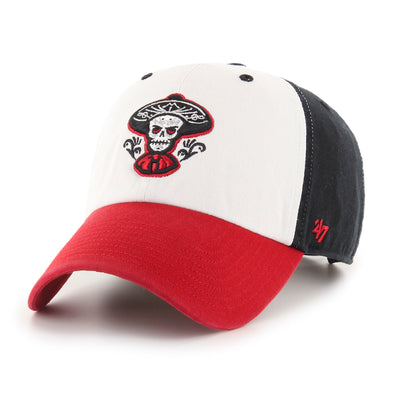 Albuquerque Isotopes Hat-Mariachis Clean Up Red Rep