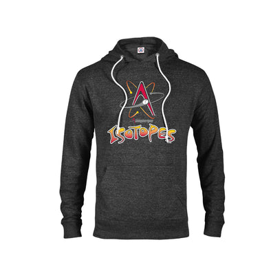 Albuquerque Isotopes Sweatshirt-Primary Snow