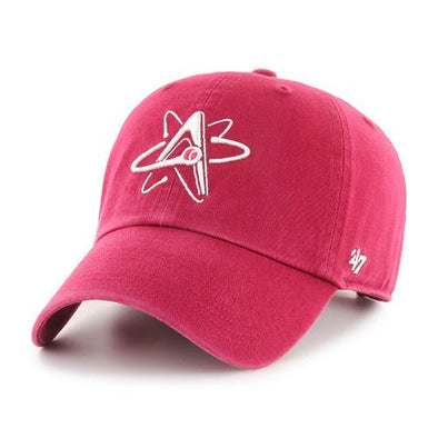 Albuquerque Isotopes Hat-Clean Up Garnet