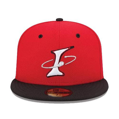 Albuquerque Isotopes Hat-Alt #3 Diamond Era