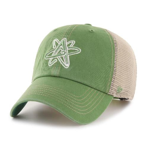 Albuquerque Isotopes Hat-Trawler Green