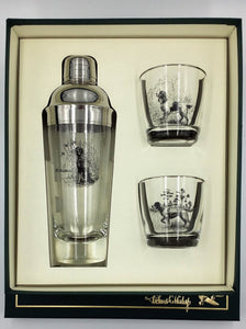 Richard Bishop Cocktail Shaker Set