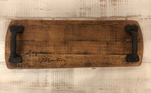 "21"" Rectangular Bourbon Head Cheese Tray"