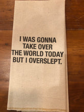 Lake Living Tea Towel