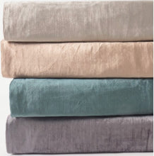 Lia Velvet Duvet Collection by Amity Home