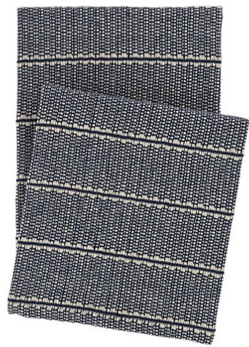 Archer Woven Cotton Throw