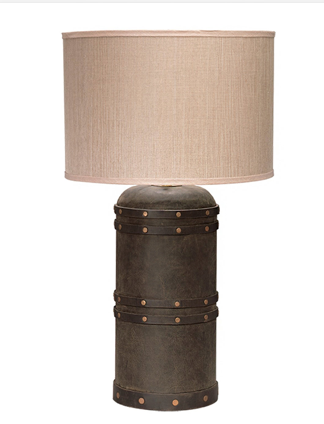 Barrel Table Lamp