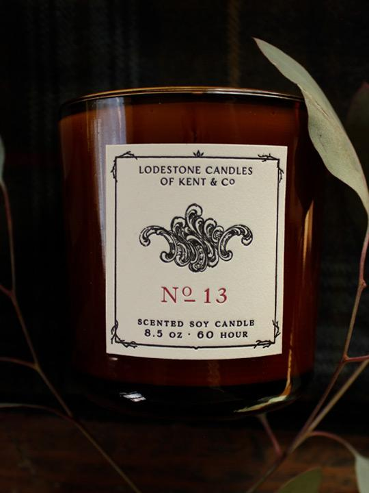 No. 13 Lodestone Candle