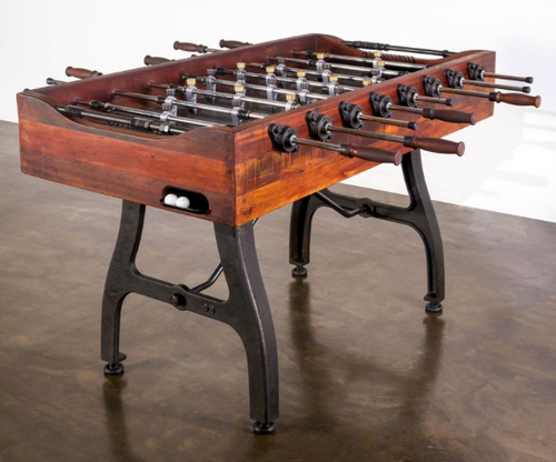 Reclaimed Foosball Table