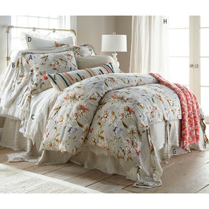 Diana Duvet Cover & Shams