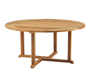 Essex Round Dining Table 50""