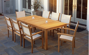 Wainscott Rectangular Dining Table 72""