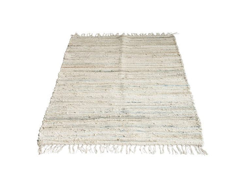 Recycled Cotton 3x5 Rug