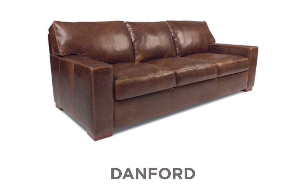 Danford Sofa by American Leather