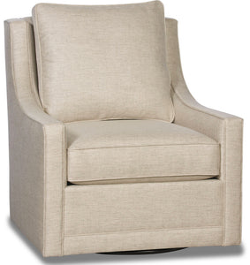 Jefferson Swivel Chair