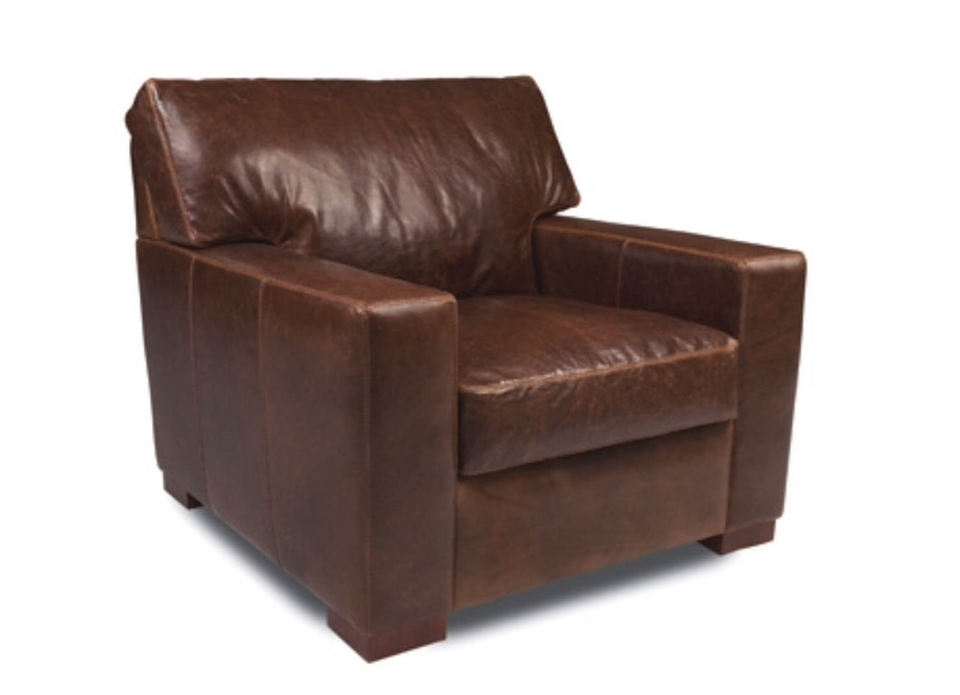 Danford Chair by American Leather