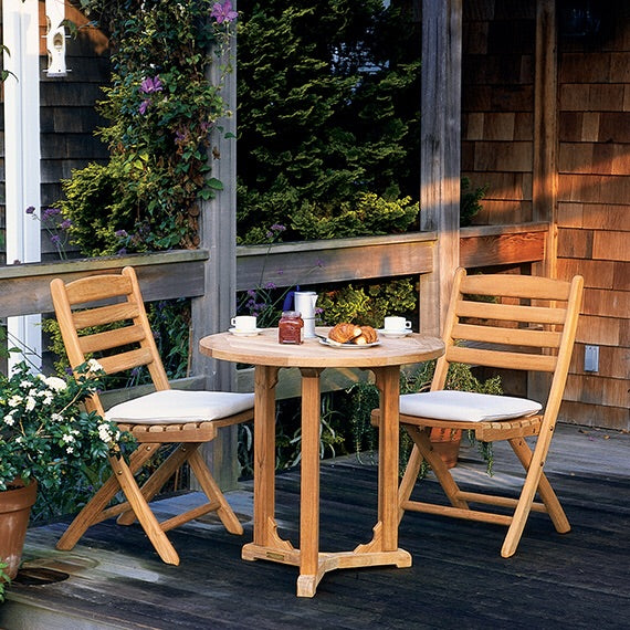 Gearhart Teak Dining Side Chair