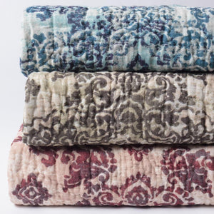 Lyon Quilt Collection by AMH