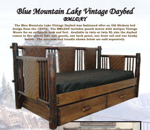 Blue Mountain Lake Daybed by Old Hickory