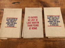 Denny Lake Living Tea Towels