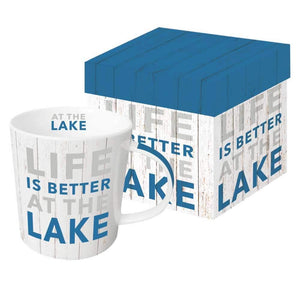 Life is Better Gift-Boxed Mug