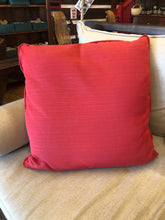 "Custom Seibels 22"" Sunbrella Toss Pillow (labor/insert) Requires 1 yd ea"