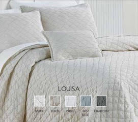 Louisa Coverlet