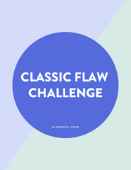 Classic Flaw Challenge