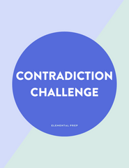 Contradiction Challenge