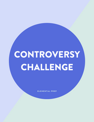 Controversy Challenge