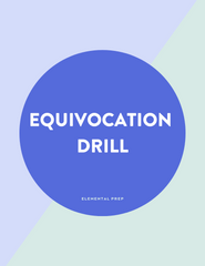 Equivocation Drill