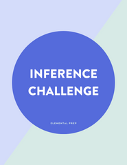 Inference Challenge Question Explanations
