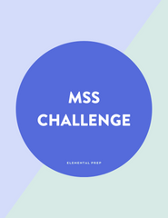 MSS Challenge Question Explanations